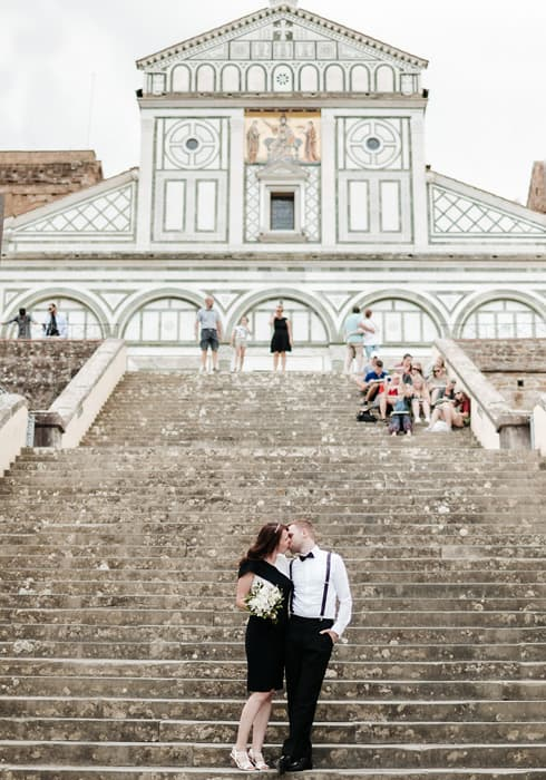 Floé Weddings Elopement in Tuscany