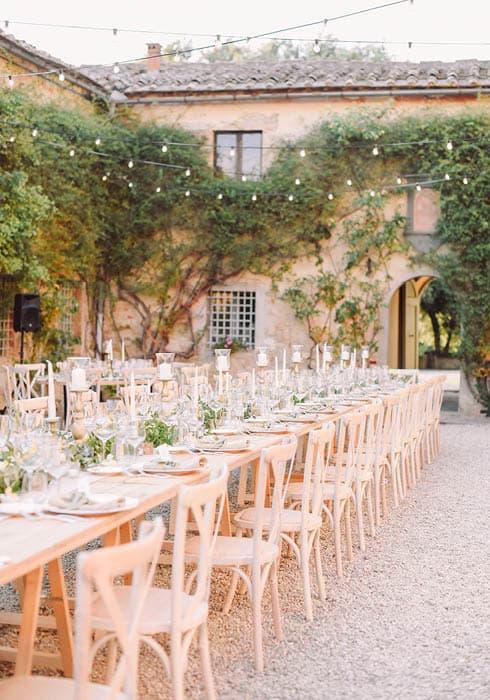 Floé Weddings - Wedding venues in Tuscany