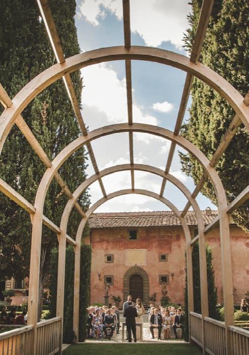 Floé Weddings Wedding planner in Tuscany Venue
