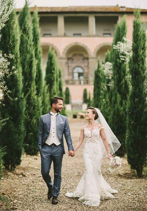 Floé Weddings Wedding venues in Tuscany